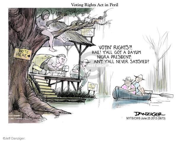 Jeff Danziger  Jeff Danziger's Editorial Cartoons 2013-06-25 office