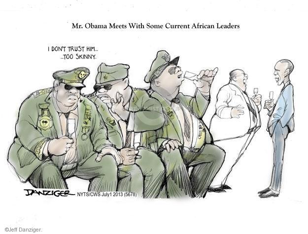 Jeff Danziger  Jeff Danziger's Editorial Cartoons 2013-07-01 United States