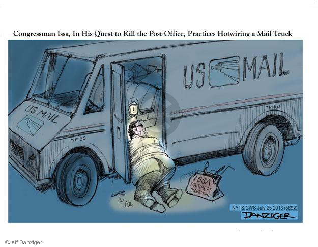 Cartoonist Jeff Danziger  Jeff Danziger's Editorial Cartoons 2013-07-25 reform