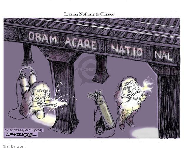 Cartoonist Jeff Danziger  Jeff Danziger's Editorial Cartoons 2013-07-28 reform