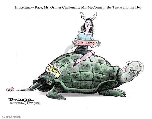 Cartoonist Jeff Danziger  Jeff Danziger's Editorial Cartoons 2013-08-04 democratic party