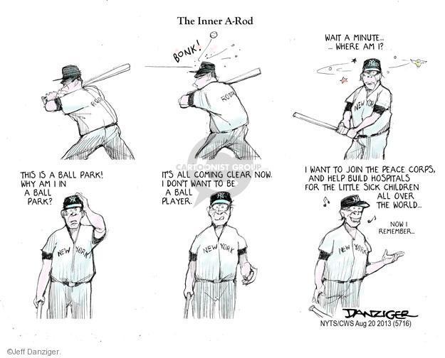Jeff Danziger  Jeff Danziger's Editorial Cartoons 2013-08-20 hospital