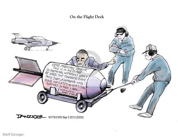 Jeff Danziger  Jeff Danziger's Editorial Cartoons 2013-09-03 United States