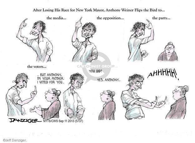 Cartoonist Jeff Danziger  Jeff Danziger's Editorial Cartoons 2013-09-11 do