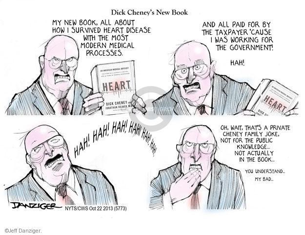 Cartoonist Jeff Danziger  Jeff Danziger's Editorial Cartoons 2013-10-22 Federal government