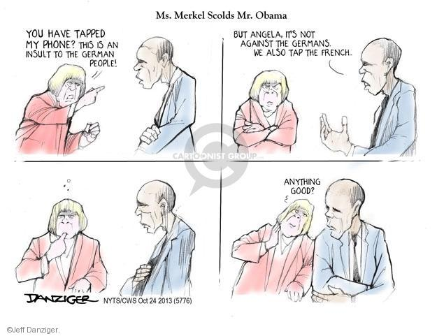 Cartoonist Jeff Danziger  Jeff Danziger's Editorial Cartoons 2013-10-24 United States