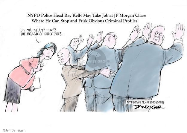 Cartoonist Jeff Danziger  Jeff Danziger's Editorial Cartoons 2013-11-08 board