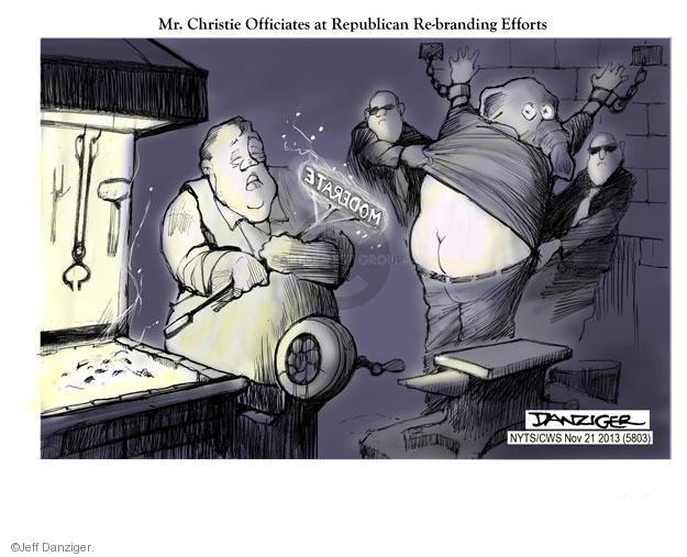 Cartoonist Jeff Danziger  Jeff Danziger's Editorial Cartoons 2013-11-21 party