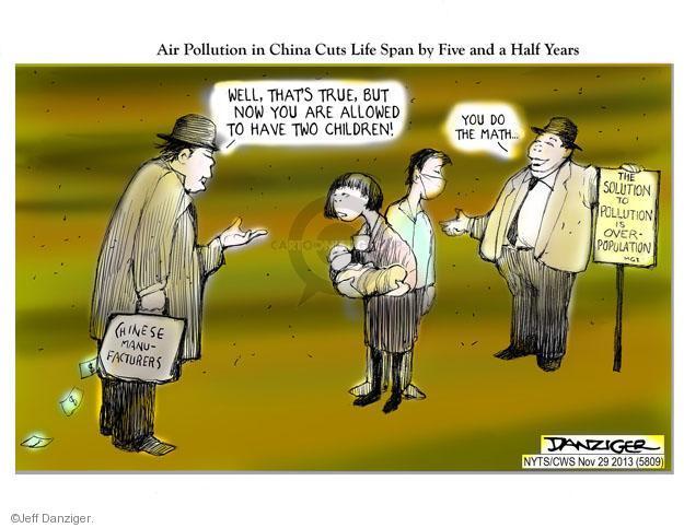 Cartoonist Jeff Danziger  Jeff Danziger's Editorial Cartoons 2013-11-29 citizen