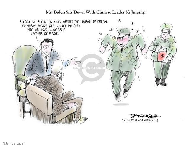 Cartoonist Jeff Danziger  Jeff Danziger's Editorial Cartoons 2013-12-04 United States