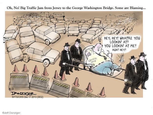 Jeff Danziger  Jeff Danziger's Editorial Cartoons 2013-12-17 infrastructure