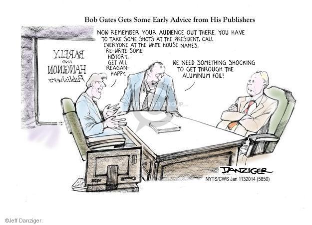 Cartoonist Jeff Danziger  Jeff Danziger's Editorial Cartoons 2014-01-13 plot