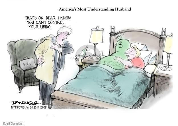 Jeff Danziger  Jeff Danziger's Editorial Cartoons 2014-01-24 America