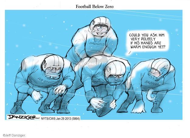 Jeff Danziger  Jeff Danziger's Editorial Cartoons 2014-01-29 yet