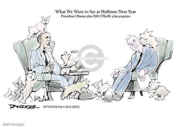 Cartoonist Jeff Danziger  Jeff Danziger's Editorial Cartoons 2014-02-04 conservative