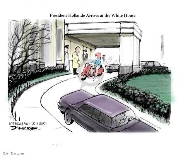 Cartoonist Jeff Danziger  Jeff Danziger's Editorial Cartoons 2014-02-11 American