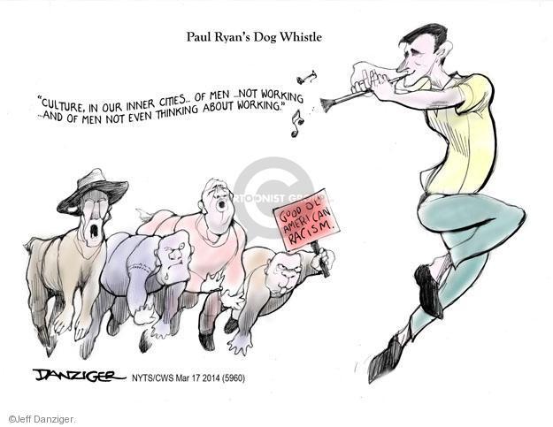 Cartoonist Jeff Danziger  Jeff Danziger's Editorial Cartoons 2014-03-17 Ryan