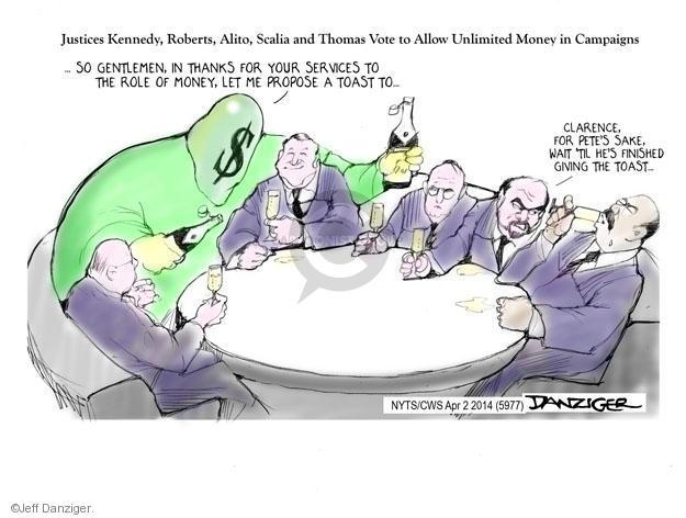 Jeff Danziger  Jeff Danziger's Editorial Cartoons 2014-04-02 'til