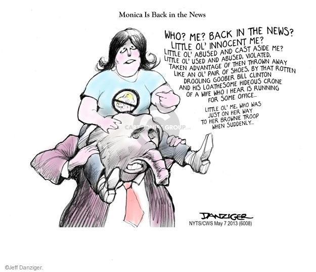 Jeff Danziger  Jeff Danziger's Editorial Cartoons 2014-05-07 fair