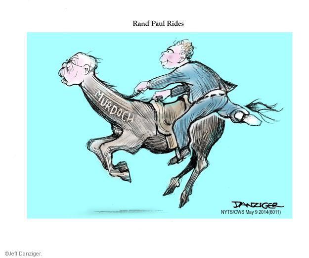 Cartoonist Jeff Danziger  Jeff Danziger's Editorial Cartoons 2014-05-09 conservative