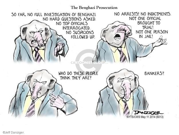 Cartoonist Jeff Danziger  Jeff Danziger's Editorial Cartoons 2014-05-11 republican
