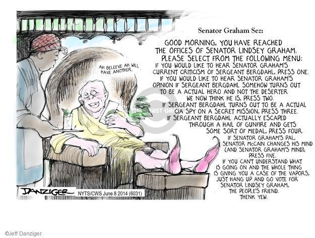 Cartoonist Jeff Danziger  Jeff Danziger's Editorial Cartoons 2014-06-08 give up