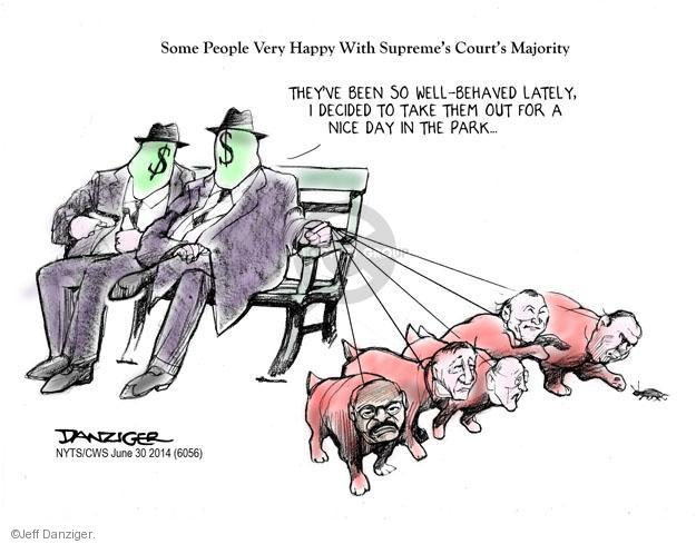 Cartoonist Jeff Danziger  Jeff Danziger's Editorial Cartoons 2014-06-30 corporate