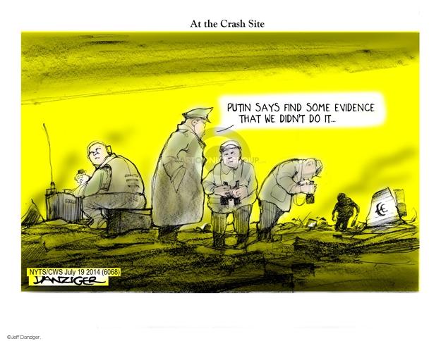 Cartoonist Jeff Danziger  Jeff Danziger's Editorial Cartoons 2014-07-20 do