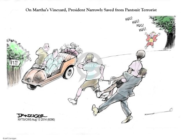 Jeff Danziger  Jeff Danziger's Editorial Cartoons 2014-08-13 terrorist