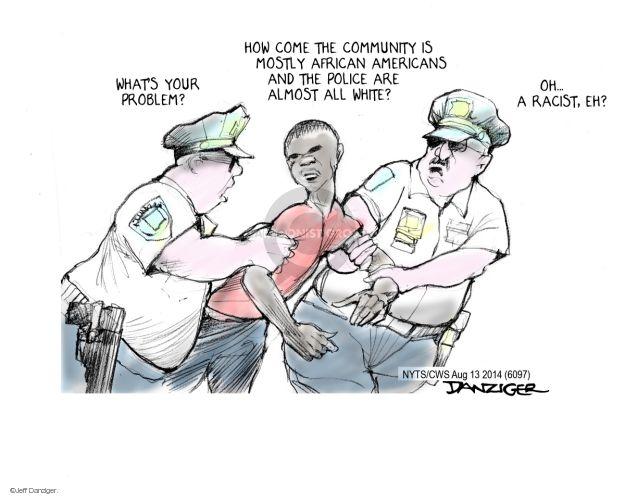 Cartoonist Jeff Danziger  Jeff Danziger's Editorial Cartoons 2014-08-14 African