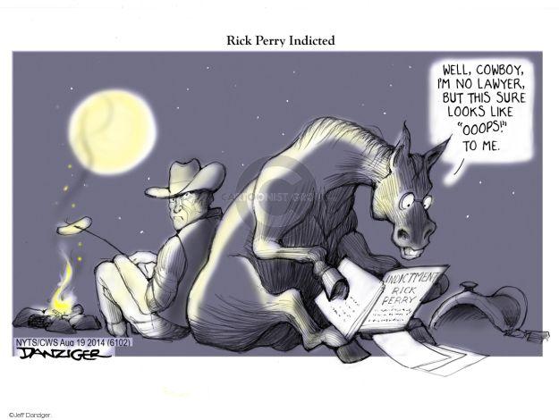 Jeff Danziger  Jeff Danziger's Editorial Cartoons 2014-08-19 office