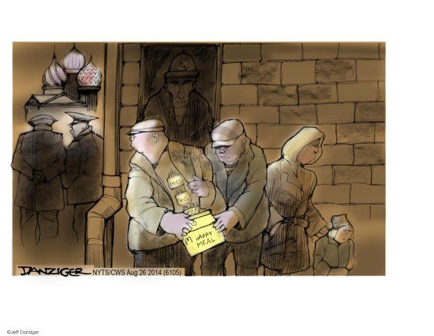 Jeff Danziger  Jeff Danziger's Editorial Cartoons 2014-08-26 branch