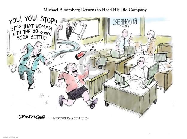 Cartoonist Jeff Danziger  Jeff Danziger's Editorial Cartoons 2014-09-07 leadership