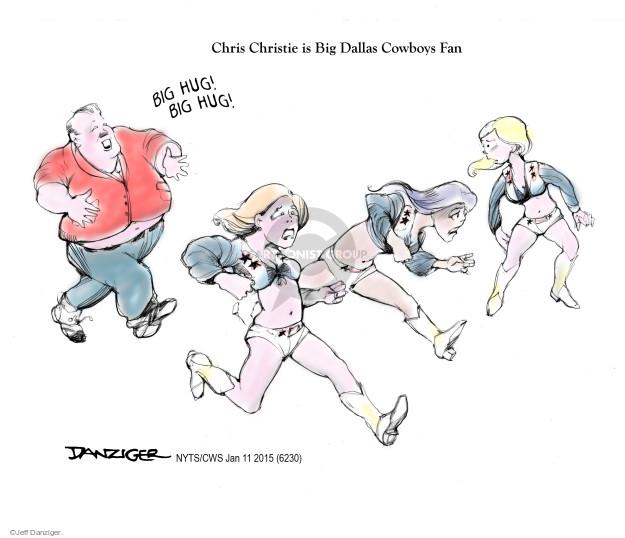 Jeff Danziger  Jeff Danziger's Editorial Cartoons 2015-01-11 admiration