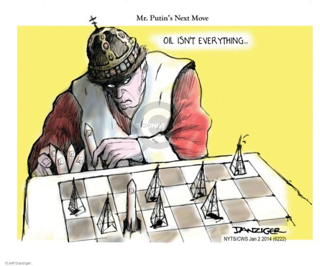Cartoonist Jeff Danziger  Jeff Danziger's Editorial Cartoons 2015-01-02 isn't