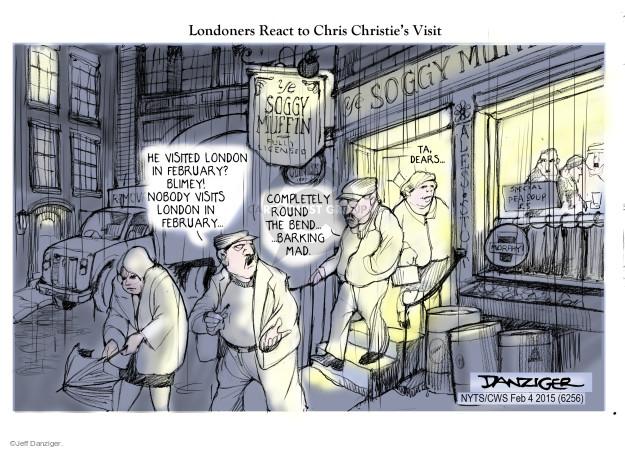 Cartoonist Jeff Danziger  Jeff Danziger's Editorial Cartoons 2015-02-04 citizen