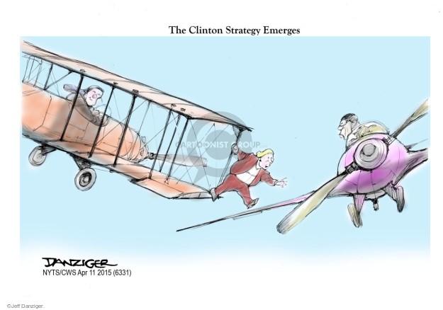 Cartoonist Jeff Danziger  Jeff Danziger's Editorial Cartoons 2015-04-11 former president