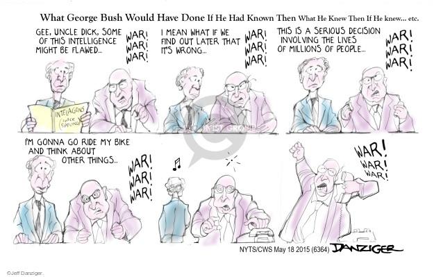 Jeff Danziger  Jeff Danziger's Editorial Cartoons 2015-05-18 mind