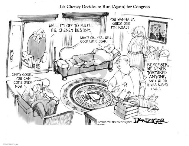 Cartoonist Jeff Danziger  Jeff Danziger's Editorial Cartoons 2015-11-15 do