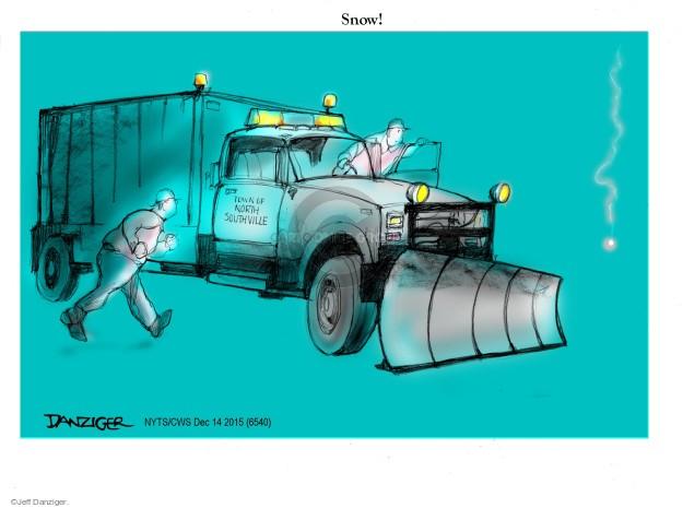 Jeff Danziger  Jeff Danziger's Editorial Cartoons 2015-12-14 weather