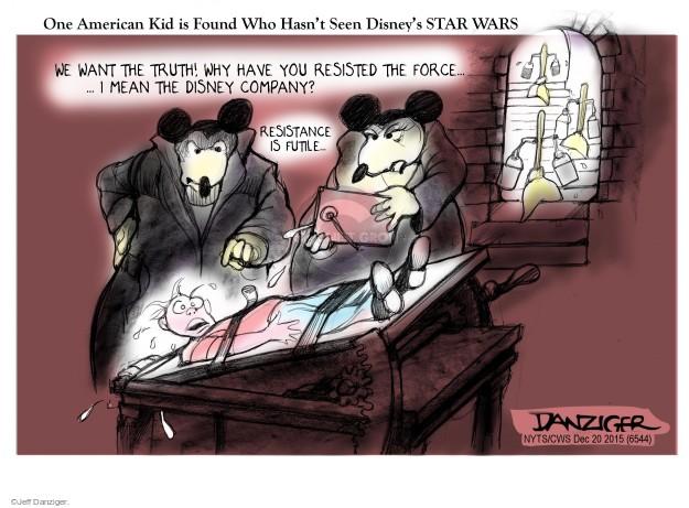 Cartoonist Jeff Danziger  Jeff Danziger's Editorial Cartoons 2015-12-20 truth