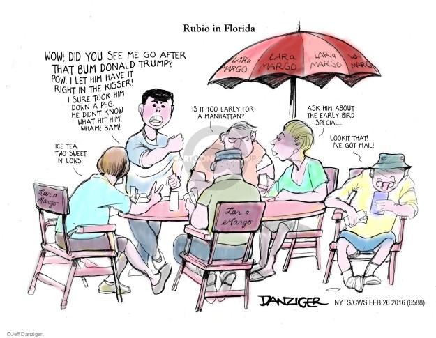 Cartoonist Jeff Danziger  Jeff Danziger's Editorial Cartoons 2016-02-26 citizen
