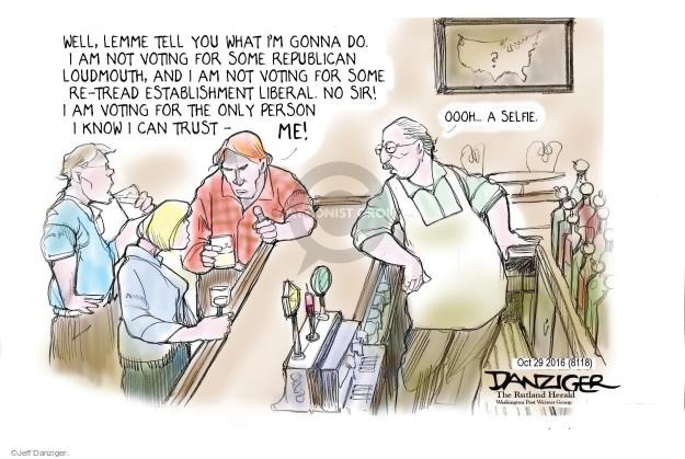 Jeff Danziger  Jeff Danziger's Editorial Cartoons 2016-10-29 republican establishment