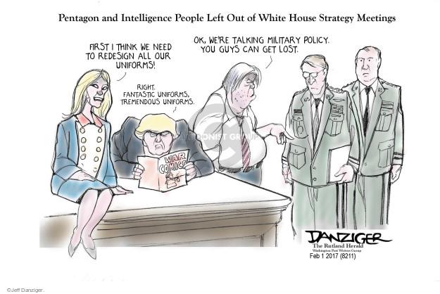 Jeff Danziger  Jeff Danziger's Editorial Cartoons 2017-02-03 strategist