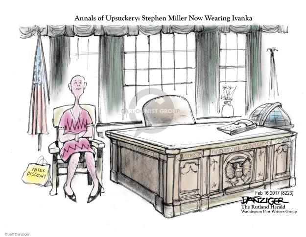 Jeff Danziger  Jeff Danziger's Editorial Cartoons 2017-02-19 oval