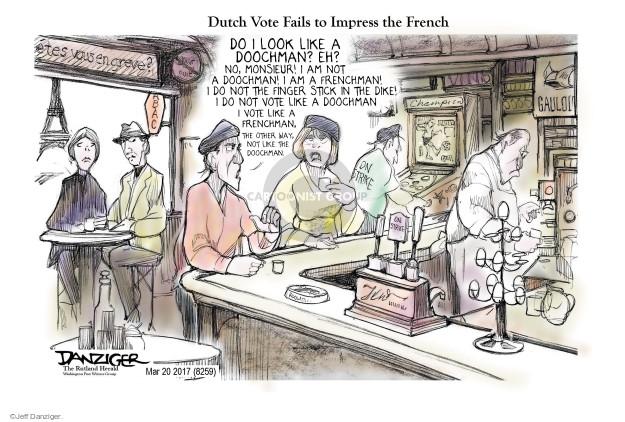 Cartoonist Jeff Danziger  Jeff Danziger's Editorial Cartoons 2017-03-21 right-wing