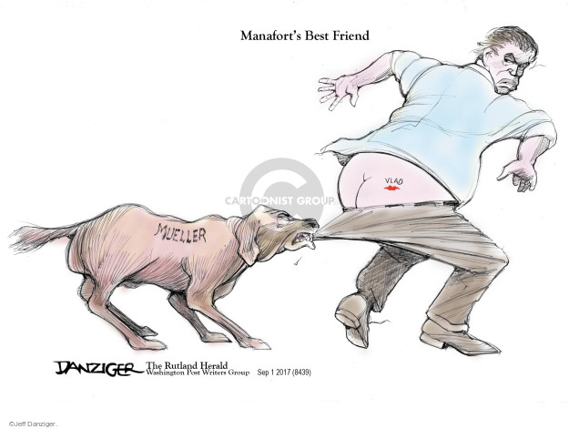 Cartoonist Jeff Danziger  Jeff Danziger's Editorial Cartoons 2017-09-01 best
