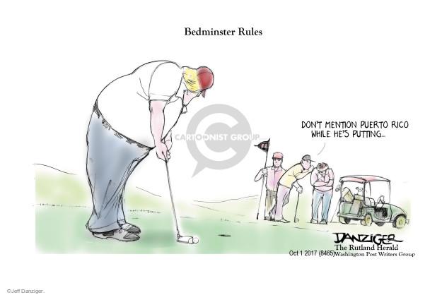 Cartoonist Jeff Danziger  Jeff Danziger's Editorial Cartoons 2017-10-02 storm