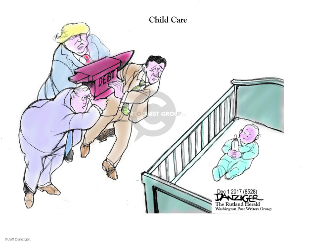 Child Care. Debt.