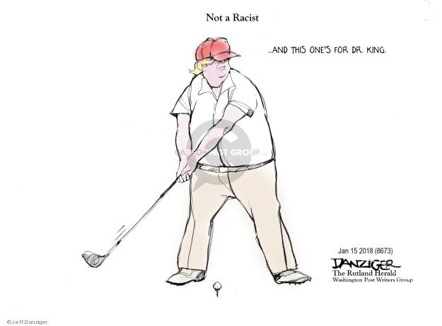 Jeff Danziger  Jeff Danziger's Editorial Cartoons 2018-01-17 junior